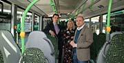 Más autobuses para el área metropolitana de Almería