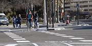 Ocho proyectos valencianos de movilidad sostenible optan a subvenciones europeas