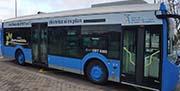 La Empresa Municipal de Transportes de Madrid estrena su primera línea 100% eléctrica con carga por inducción