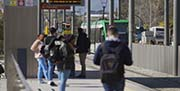 Metro de Málaga obtiene un 8,7 sobre 10 en la valoración de los usuarios por su servicio de transporte