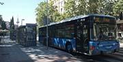 El Congreso reclama a Fomento que presente una ley para financiar el transporte público urbano
