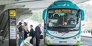 Lurraldebus comenzará a sustituir este año sus vehículos diésel por híbridos