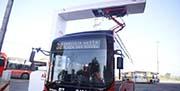 La flota del bus urbano de Zaragoza incorpora un nuevo vehículo híbrido-eléctrico