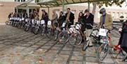 Fomento de la movilidad con bicicletas eléctricas en Jaén