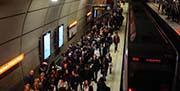 Metro Bilbao cierra un año histórico y marca con 89,9 millones de viajeros su récord anual