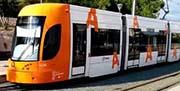 El Tram d'Alacant supera por primera vez los once millones de usuarios