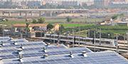Las placas solares de FGV han permitido un ahorro de 14,8 millones de euros en la factura eléctrica en diez años