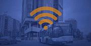 Desde del 30 de enero las villavesas de la L18 del Transporte Urbano Comarcal de Pamplona cuentan con wifi