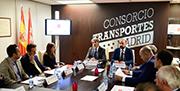 La Comunidad de Madrid impulsa su apuesta por la intermodalidad con 1.470 nuevas plazas de parking disuasorio en Colmenar Viejo